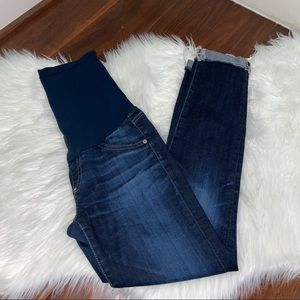 Ag Adriano Goldschmied Maternity Jeans Size 27